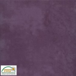 QUILTERS SHADOW - AUBERGINE