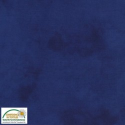 QUILTERS SHADOW - COBALT