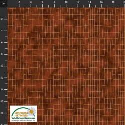 Drawn Grid Lines - BROWN