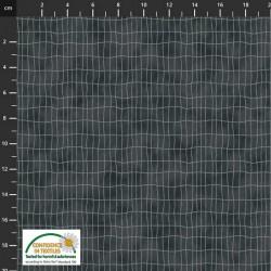Drawn Grid Lines - DARK GREY