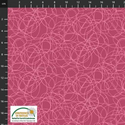 Doodle Lines - DUSTY PINK
