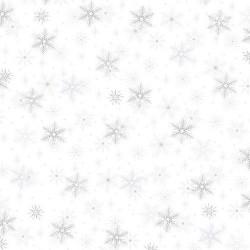 Snowflakes - WHITE/PEARL