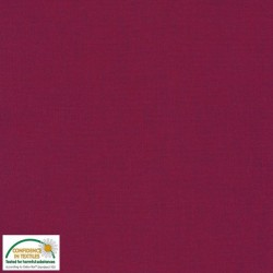"Sevilla Shot Cotton (60""W) - BURGUNDY"