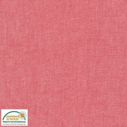 "Sevilla Shot Cotton (60""W) - ROUGE"