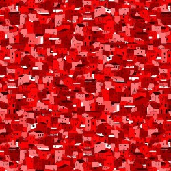 Quilters Coordinate - RED
