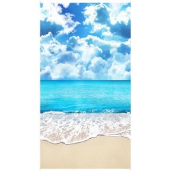 Panel - Sunny beach Day 60cm - MULTI
