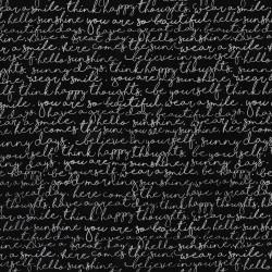 Script - BLACK