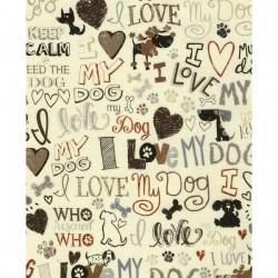 I Love My Dog - CREAM