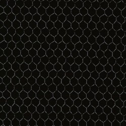 Chicken Wire - BLACK