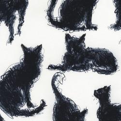 Cat Scribbles - MILK