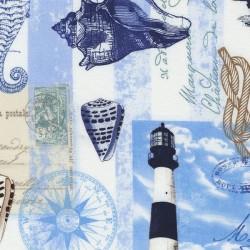 Nautical Collage - NEUTRAL