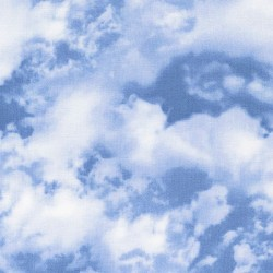 Cloudy Sky - BLUE