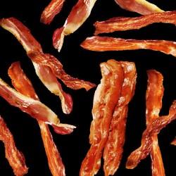 Bacon Rashers - BLACK