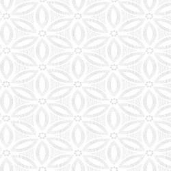 GEO STARS - WHITE