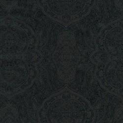 PAISLEY - BLACK