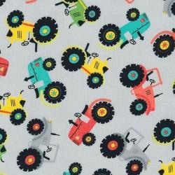 Tractors - GREY