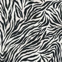 Zebra Skin - WHITE