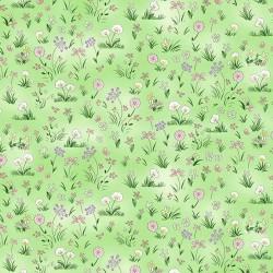 Flower Garden - GREEN