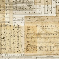 Music Scores - ANTIQUE