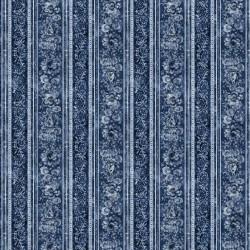 Border Stripe - BLUE