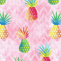 Pineapples - PINK