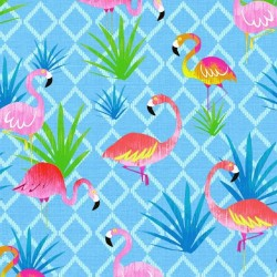 Flamingos - BLUE