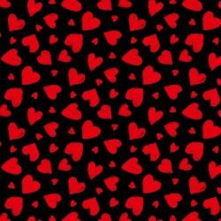 Hearts - BLACK