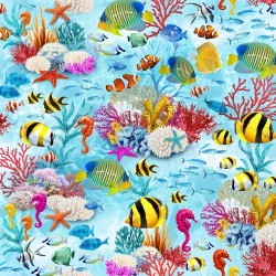 Tropical Fish - MULTI