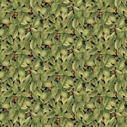 Rose Leaves - GREEN