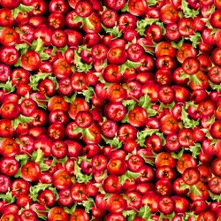 Packed Apples - RED