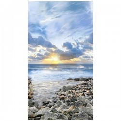 Panel - Sunrise on the Coast 60cm - SKY