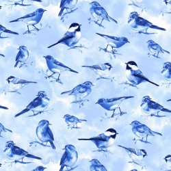 Blue Birds - SKY