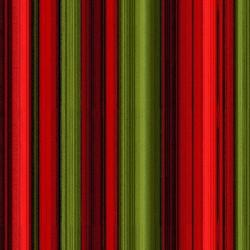 Wild Poppy Stripe - RED