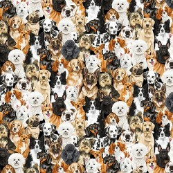 Packed Realistic Dogs - MULTI