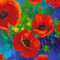 FEATURE POPPIES DIGITAL - ROYAL