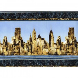 City Landscape Stripe - MULTI