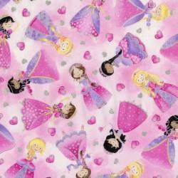 Glitter Pink Princesses - PINK