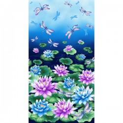 Panel - Water Dance 60cm - MULTI