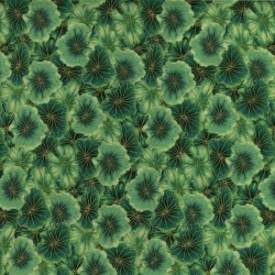 Packed Water Lily Pads - GREEN