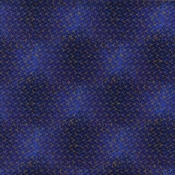 Water Dance Geo - BLUE