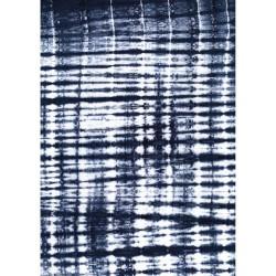 Striped Tiedye - INDIGO
