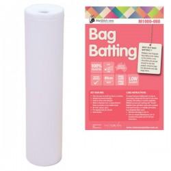 Matilda's Batting (Bag) 100% Poly - 80cmx30m Roll