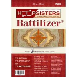 Hoop Sisters Battilizer 60cm x 30m Roll
