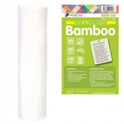 Matilda's Bamboo Batting - 2.4mx30m-Roll