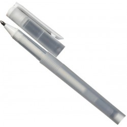 White iron Off Pen