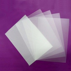 Template Plastic - Plain - 10pk