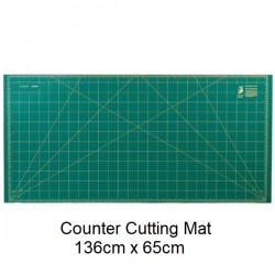 Matildas Counter Cutting Mat - 65x136cm