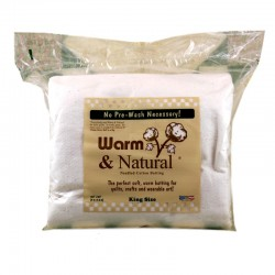 WARM & NATURAL-KING BATTING