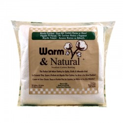 WARM & NATURAL-FULL BATTING
