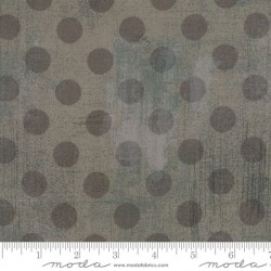 """108"""" GRUNGE Wide Backing-GREY COUTURE"""